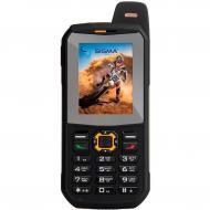 Мобильный телефон Sigma mobile X-treme 3GSM Sim Black-Orange (4827798524510)
