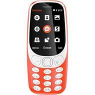 Мобильный телефон Nokia 3310 DS Red (A00028102)