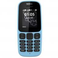 Мобильный телефон Nokia 105 DS Blue New (A00028317)