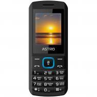 Мобильный телефон Astro A170 Dual Sim Black/Blue