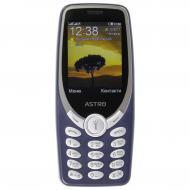 Мобильный телефон Astro A188 Dual Sim Navy
