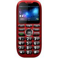 Мобильный телефон Sigma Comfort 50 Grand Dual Sim Red
