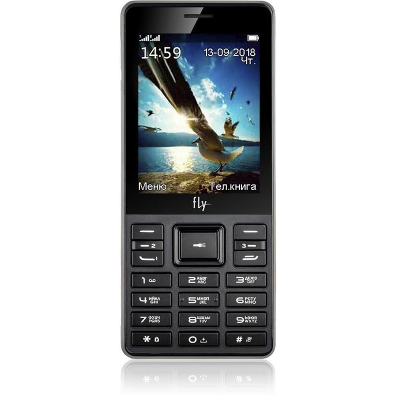 Мобильный телефон Fly TS114 Black