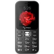 Мобильный телефон Sigma X-style 32 Boombox Dual Sim Black