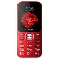 Мобильный телефон Sigma X-style 32 Boombox Dual Sim Red