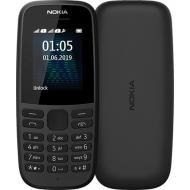 Мобильный телефон Nokia 105 2019 Dual Sim Black