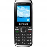 Мобильный телефон Keneksi Q5 Dual Sim Black (4623720446871)