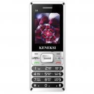 Мобильный телефон Keneksi Q4 Dual Sim Black (4623720446840)