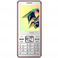 Мобильный телефон Keneksi X5 Dual Sim White (4623720613709)