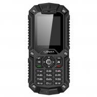 Мобильный телефон Sigma X-treme IT67 Dual Sim Black (4827798283226)