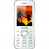 Мобильный телефон Astro A240 White