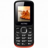 Мобильный телефон Astro A177 Black/Red (2008G-3AALUA1)