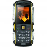 Мобильный телефон Astro A200 RX Black Yellow