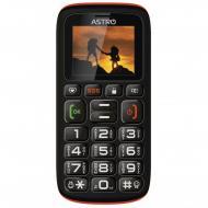 Мобильный телефон Astro B181 Black/Orange (2008G-3AALUA1)