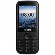 Мобильный телефон Philips Xenium E160 Dual Sim Black (A00021152)