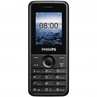 Мобильный телефон Philips E103 Dual Sim Black (A00021152)