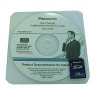 Программное обеспечение Panasonic KX-TDA6920XJ Enhanced Features (on SD Card)