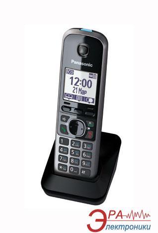 Дополнительная трубка Panasonic KX-TGA671RUB Black