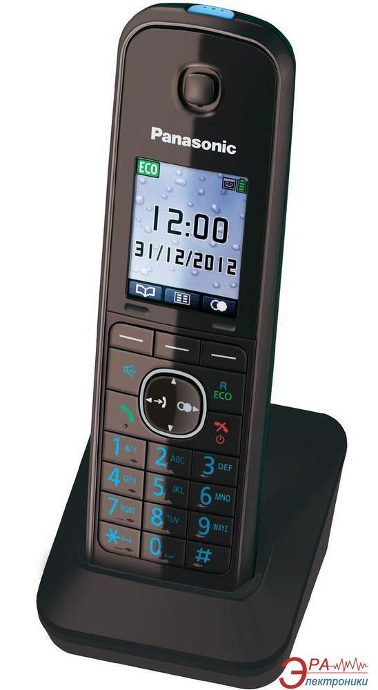 Дополнительная трубка Panasonic KX-TGA815RUB Black