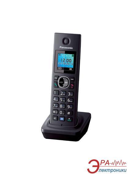 Дополнительная трубка Panasonic KX-TGA785RUB Black