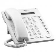 Системный телефон Panasonic KX-AT7730RU White