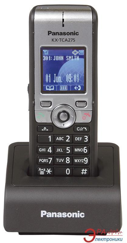Системный телефон Panasonic KX-TCA275RU Black
