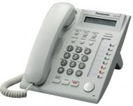 Системный телефон Panasonic KX-DT321UA White