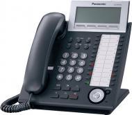 Системный телефон Panasonic KX-DT333UA-B Black