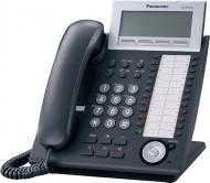 Системный телефон Panasonic KX-DT346UA-B Black