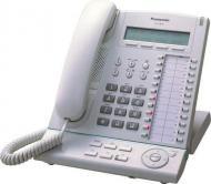 Системный телефон Panasonic KX-T7633UA White