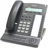 Системный телефон Panasonic KX-T7633UA-B Black