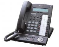 Системный телефон Panasonic KX-T7636RU-B Black