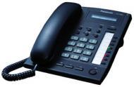 Системный телефон Panasonic KX-T7665UA-B Black