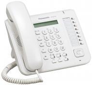 Системный телефон Panasonic KX-DT521RU White