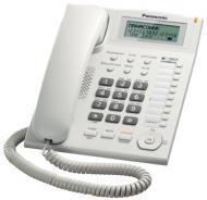 Проводной телефон Panasonic KX-TS2388UAW White