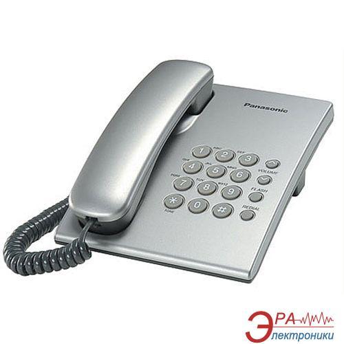 Проводной телефон Panasonic KX-TS2350UAS Silver