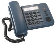 Проводной телефон Panasonic KX-TS2352UAC Blue