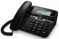 Проводной телефон Philips CRD200B/51 Black