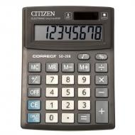 Калькулятор Citizen SD-208