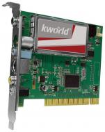 TV+FM Тюнер KWorld PCI Analog TV Card LE (PC155-A)
