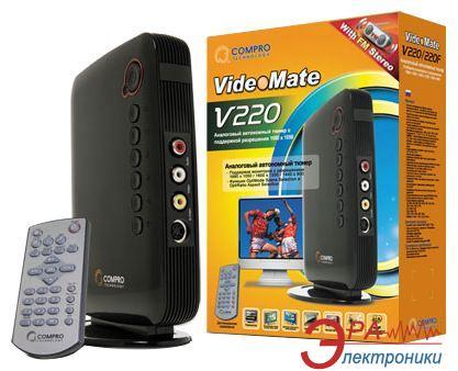 TV+FM Тюнер Compro VM V220F
