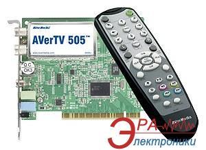 TV Тюнер AVerMedia AVerTV 505