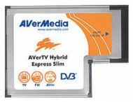 TV+FM Тюнер AVerMedia Hybrid Express Slim