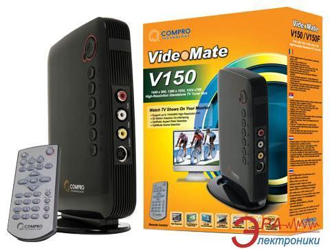 TV Тюнер Compro V150
