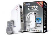 TV Тюнер Compro V200