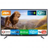 LED Телевизор 55 Bravis UHD-55F6000 Smart + T2