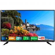 LED Телевизор 40 Bravis UHD-40E6000 Smart + T2 black