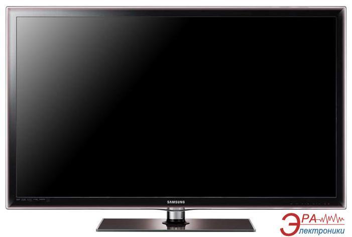 3D LED Телевизор 40 Samsung UE40D6100SWXUA