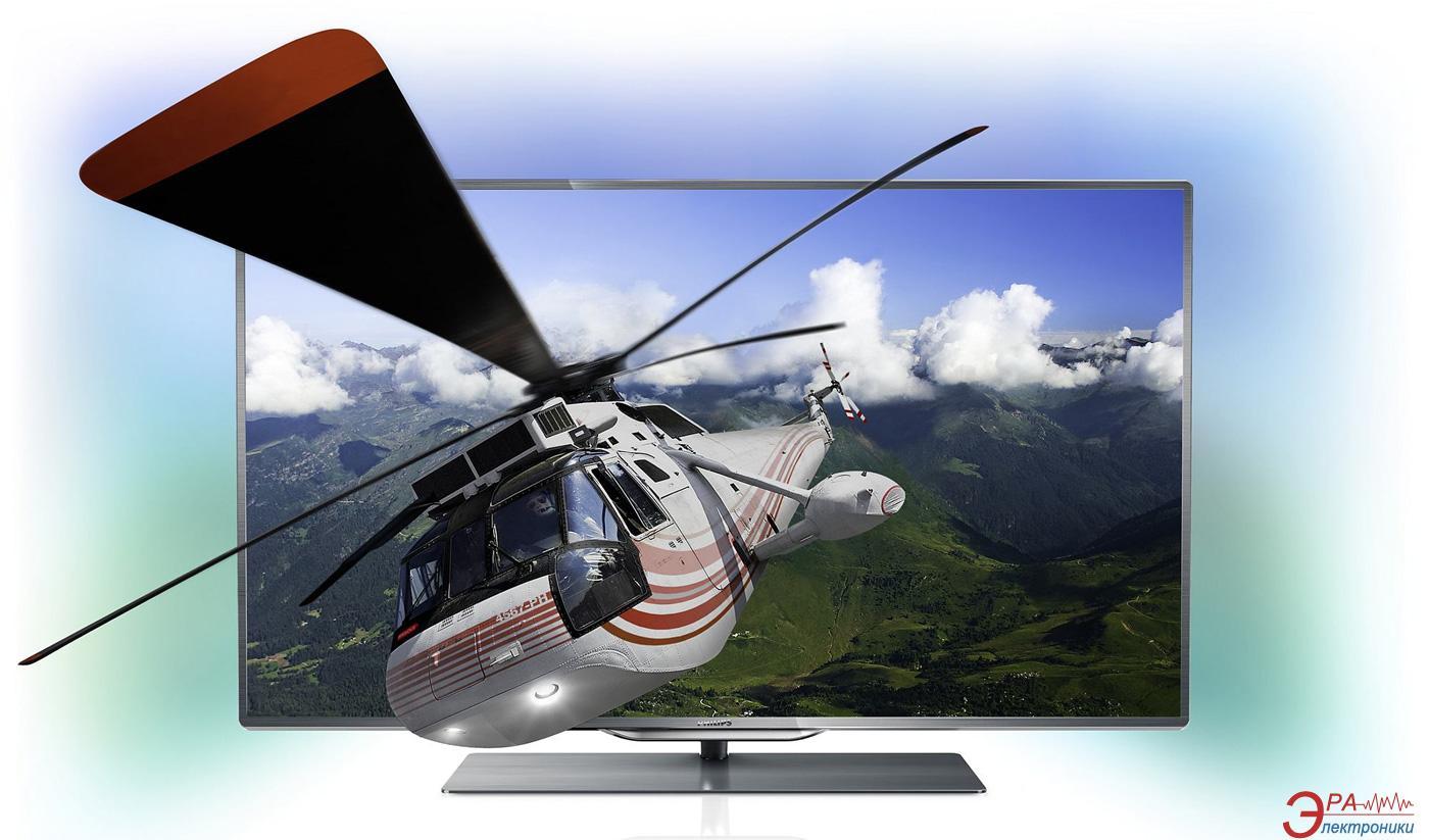 3D LED Телевизор 55 Philips 55PFL8007T/12