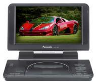 Портативный DVD-плеер Panasonic DVD-LS92EE-K